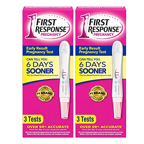 First Response Home Medical Tests - Best Reviews Tips