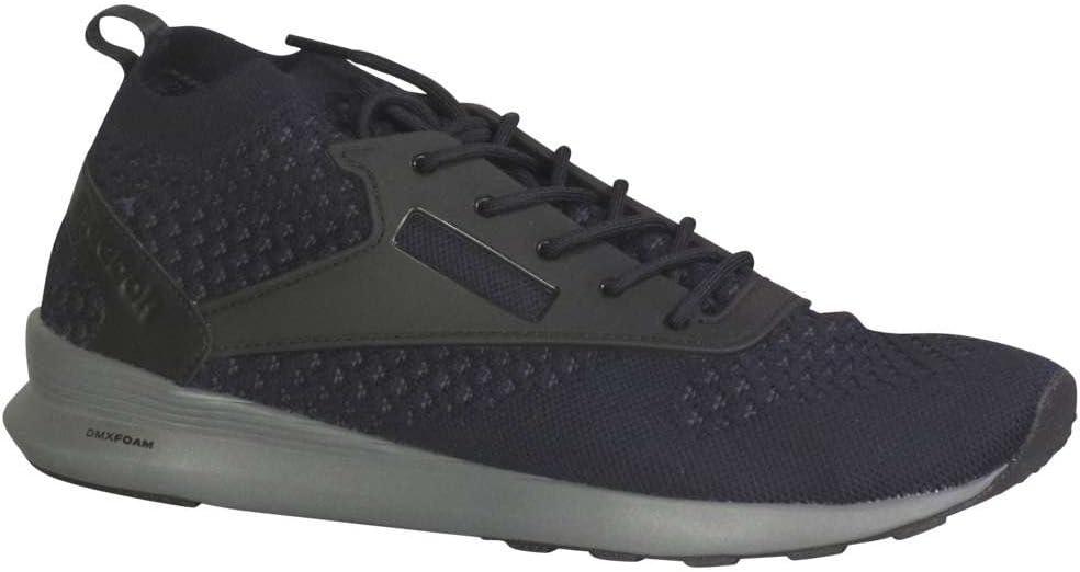 Mens Shoes BD4178 Reebok Zoku Runner Ultraknit is Black//Alloy