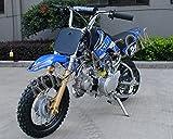 Roketa Dirt Bike AGB-21 (Blue)