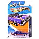Hot Wheels 2012 Muscle Mania Mopar 1968 Dodge Dart Blue Walmart Redlines