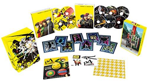 Persona 4: Animation Collector's Edition [Blu-ray] by Sentai Filmworks