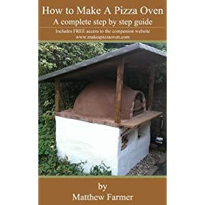 Build Wood Burning Pizza Oven