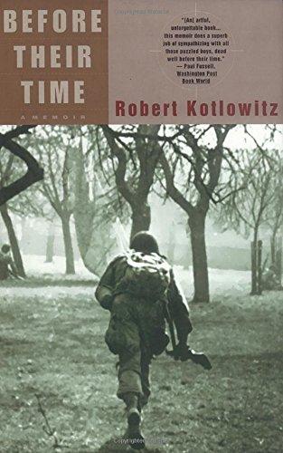 Before Their Time: A Memoir