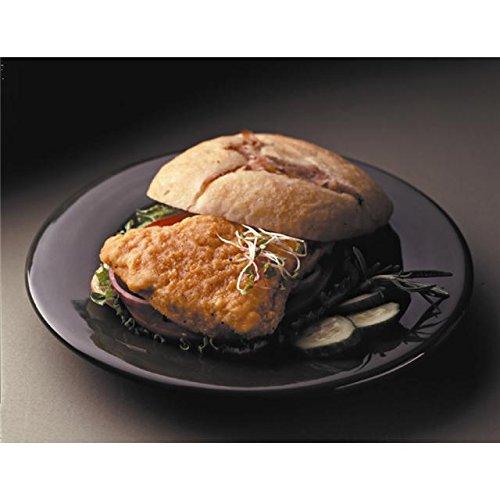 Brakebush Fully Cooked Gold'N'Spice Breaded Breast Fillet, 5 lb, (Pack of 2)