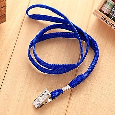 Blank cuerdas de nylon cordones Cuello/correas/Plano con Bulldog ...