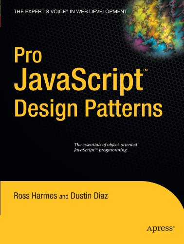 Pro Pattern (Pro JavaScript Design Patterns: The Essentials of Object-Oriented JavaScript Programming)