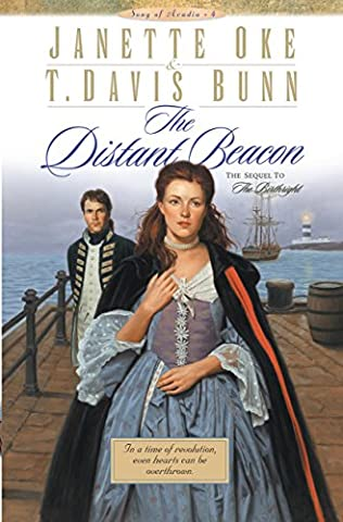 book cover of The Distant Beacon