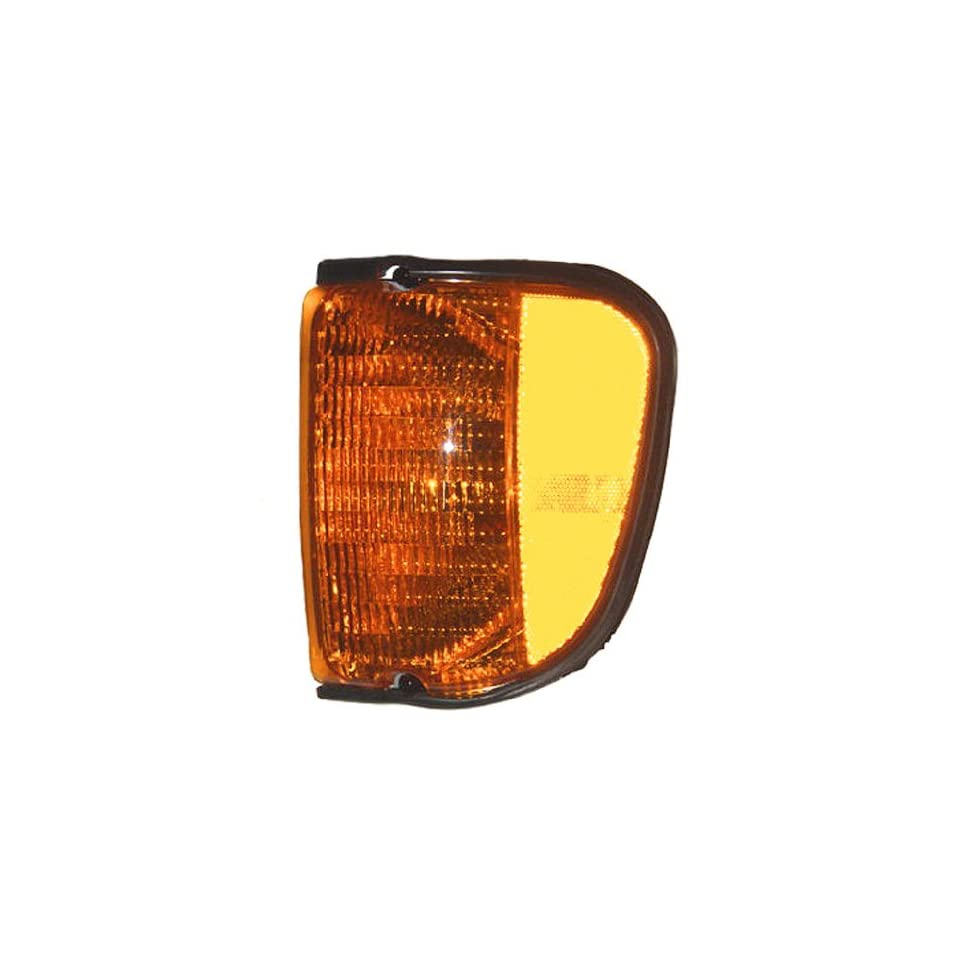 OE Replacement Ford Econoline Driver Side Parklight Assembly (Partslink Number FO2520176)