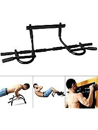 pagacat multi grip doorway pull up bar door chin up bar for indoor workout