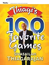 Thiagi's 100 Favorite Games (Pfeiffer Essential Resources for Training and HR Professionals)