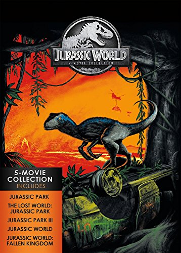 Jurassic World: 5-Movie Collection by Universal Pictures Home Entertainment