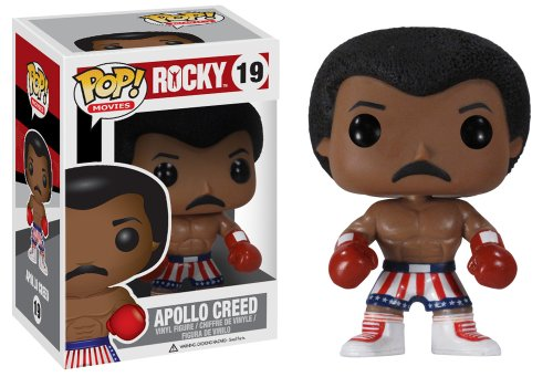 Funko - Figurine Rocky - Apollo Creed Pop 10cm - 0830395029