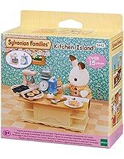 Sylvanian Families 5442 Kitchen Island Playset