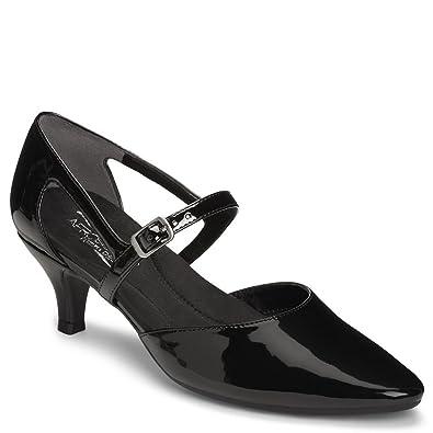 f61cbd492b Aerosoles Ardent Womens Heels & Pumps Black Patent 10 US / 8 UK US ...