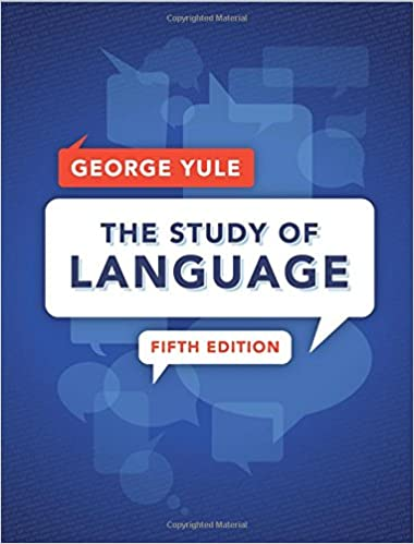 Amazon the study of language 9781107658172 george yule books the study of language 5th edition fandeluxe Image collections