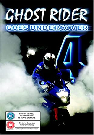 Amazon com: Ghost Rider 4 - Goes Undercover [DVD]: Ghost