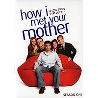 How I Met Your Mother: Season 1 [Importado]