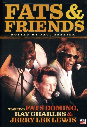 Fats & Friends by WEA DVD