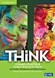 img - for Think Starter Combo B with Online Workbook and Online Practice book / textbook / text book