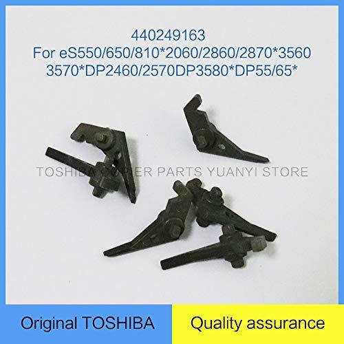 Printer Parts 550 Toshiba Copier Parts Separation Claws for Original Toshiba Copier Machine Parts 440249163 SCRAPER-212 Toshiba e-Studio