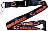 NFL Chicago Bears Team Color Lanyard, 22-inches, Blue