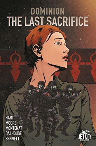 The Last Sacrifice: The Graphic Novel (The Dominion Trilogy)