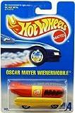 Hot Wheels oscar mayer Wienermobile All Blue Card #204