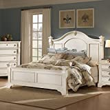 American Woodcrafters Heirloom Mansion Poster Bed