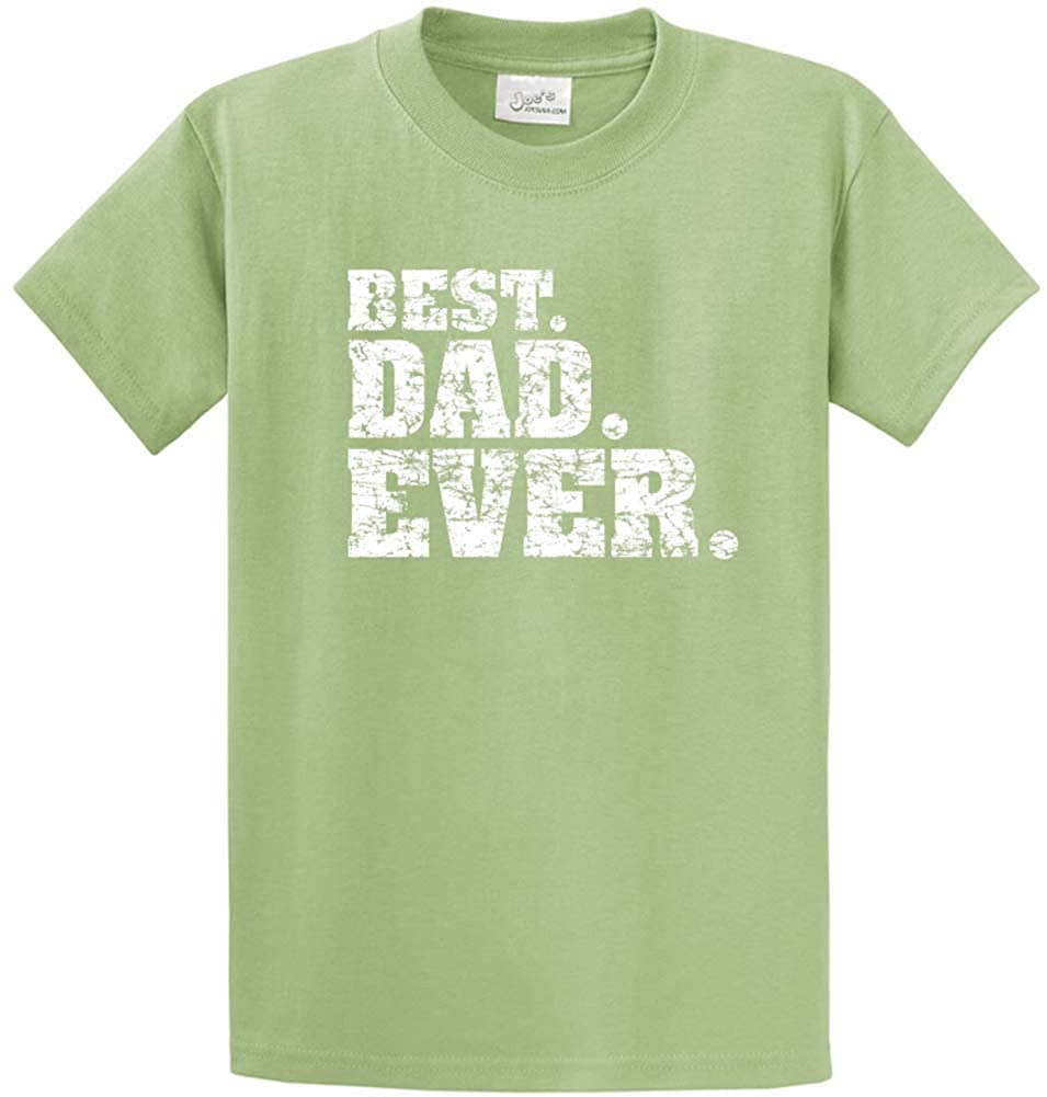 c0bfe9ec3 Best Dad Ever T-Shirts -Great Fathers Day Shirts in Regular, Big and Tall  Sizes at Amazon Men's Clothing store: