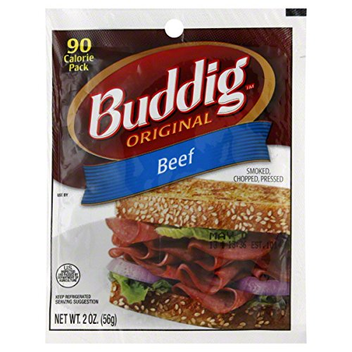 Buddig Wafer Thin Beef, 2 oz