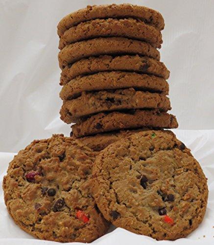 Homemade Monster Cookies - 1 (1 Dozen Peanut Butter Cookies)