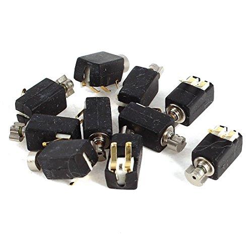 Vibration Motor - TOOGOO(R) 10 Pcs 3V 65mA 3000RPM DC Mini Vibrating Vibration Motor for Phone