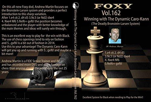 Foxy Openings - Volume 162 - Winning with the Dynamic Caro-Kann Chess DVD