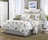 Harbor House Beach House Queen Comforter Set, Natural