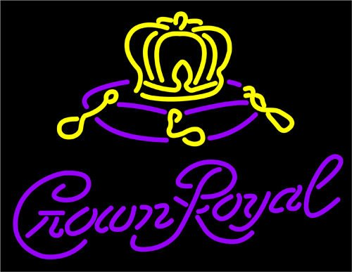 UPC 008976554312, Crown Royal Neon Sign