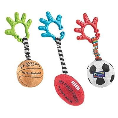 Playgro Baby Sports Balls : Baby