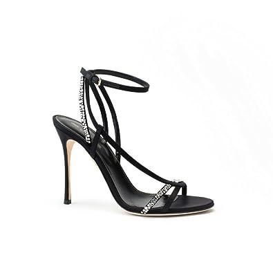 size 40 30b2a 9cdec Amazon.com | Sergio Rossi Sandals, Luxury Italian High Heels ...