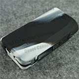 Silicone Case for IPV 5 Sleeve IPV5 200W High Quality Protective Skin Wrap (White/Black)