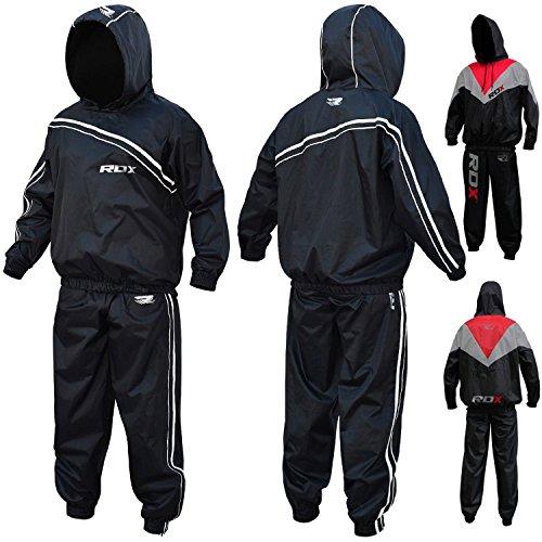 RDX Non-rip MMA Sauna Track Suit