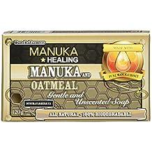 Bunch A Farmers Manuka Honey and Oatmeal, Orange, One Size