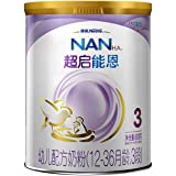 雀巢 Nestle 超启能恩3段 12-36个月幼儿配方奶粉 800g罐装(德国原装进口,全新包装)