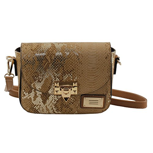 Marron Camel EFERRI David Camel Besaces Bluebags femme pHqaFF