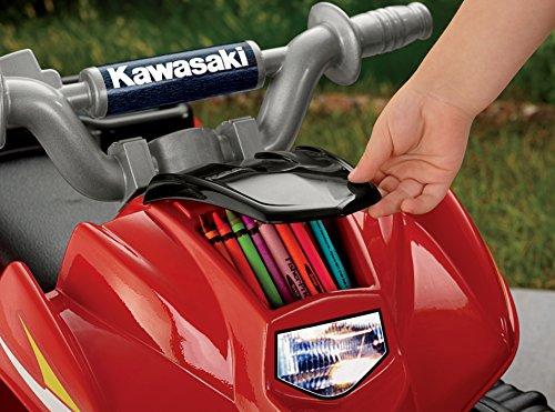 51SvaPhNUWL - Power Wheels Kawasaki Lil' Quad
