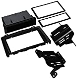 Scosche Dash Kit for 2007-Up Honda Crv Iso Din with Pocket and Double Din Kit