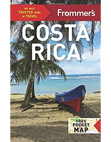 Frommers Costa Rica (Complete Guides)