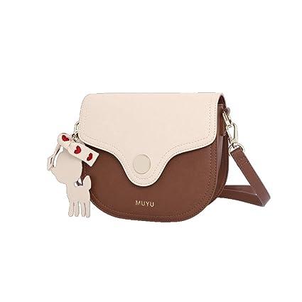 1e3de0ad0943 Amazon.com : Guyuexuan Women's Bag, Student Korean Version of The ...