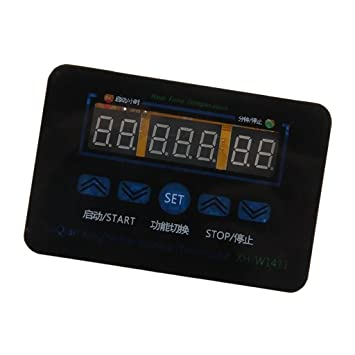 Digitaler SSR Temperaturregler Temperatur Regler Controller GY