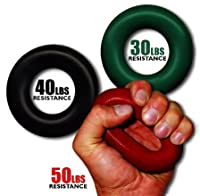 Grip Pro Trainer Hand Grip Forearm Strength Gripper 30