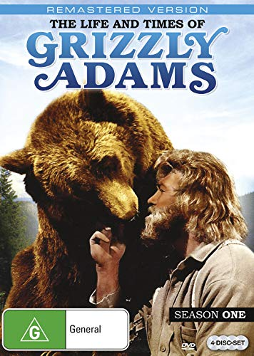 The Life and Times of Grizzly Adams Season 1 (Life And Times Of Grizzly Adams Tv Show)