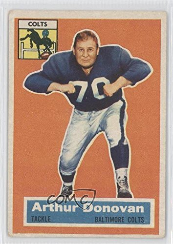 Art Donovan (Football Card) 1956 Topps - [Base] #36